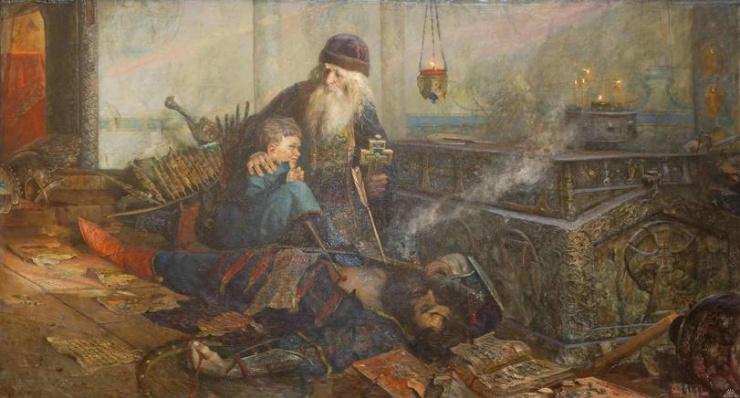 Смутное время. Павел Рыженко